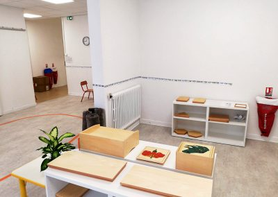 Nos locaux - Ecole Kamana Montessori Lyon 5